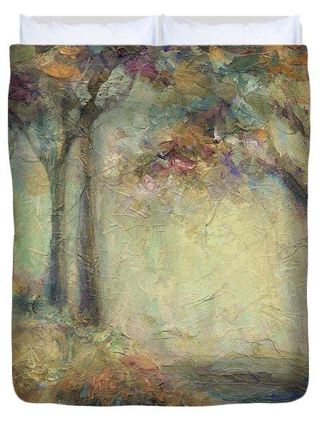 Luminous Landscape Duvet Cover