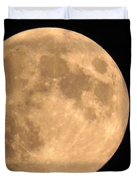 Lunar Mood Duvet Cover