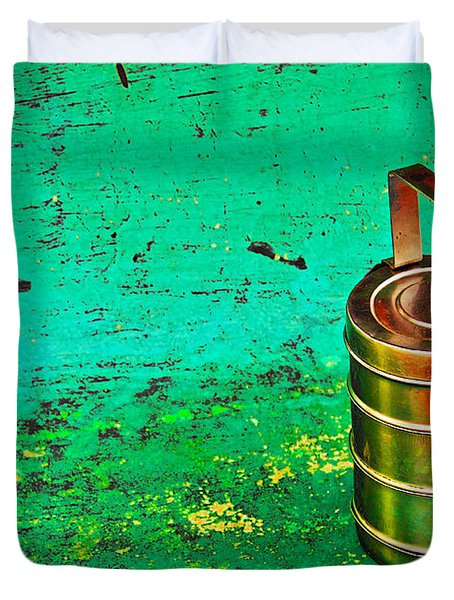 Lunch Box Duvet Cover