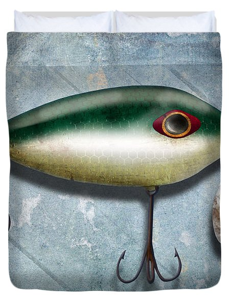 Lure I Duvet Cover