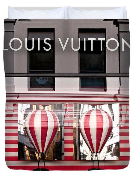 Lv Hot Air Balloons 02 Duvet Cover