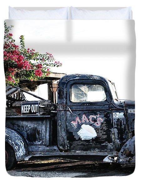 Macs - Key West Duvet Cover