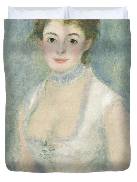 Madame Henriot Duvet Cover