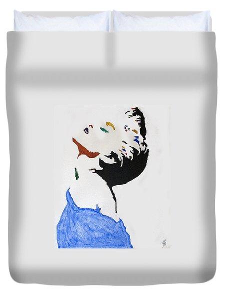 Madonna True Blue Duvet Cover