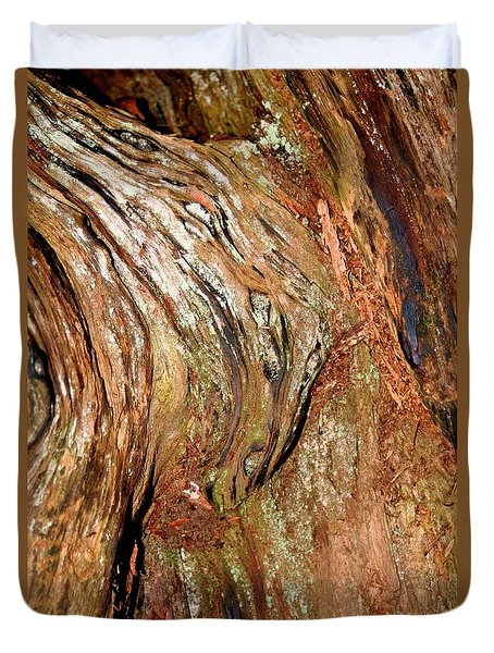 Madrone Designs Duvet Cover