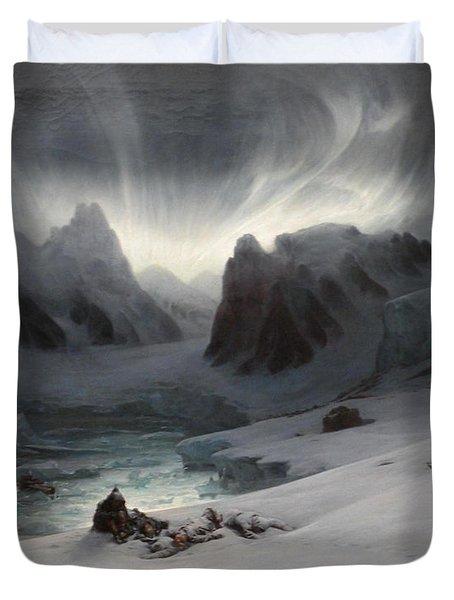 Magdalena Bay Duvet Cover