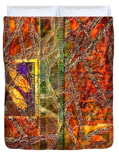 Magic Carpet Duvet Cover