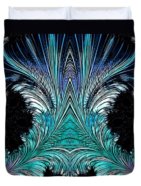 Magic Doors Duvet Cover