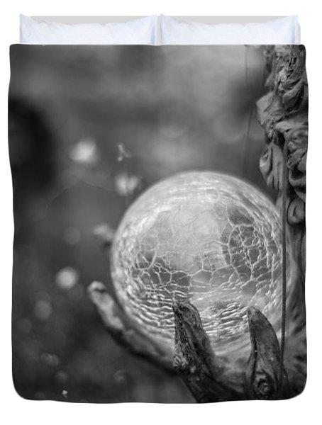 Magical Orb Duvet Cover