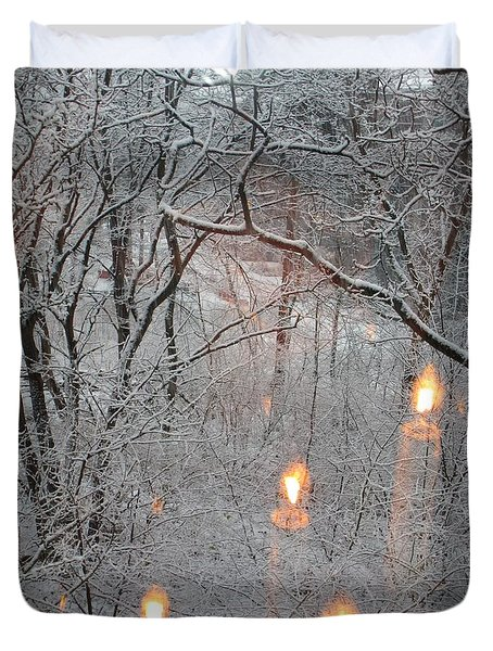Magical Prospect Duvet Cover