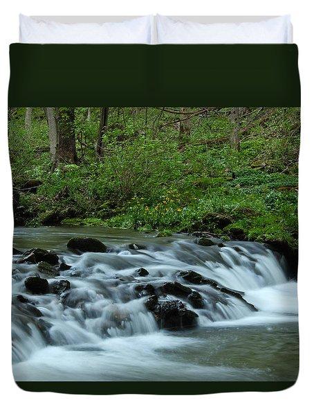 Magical River Duvet Cover
