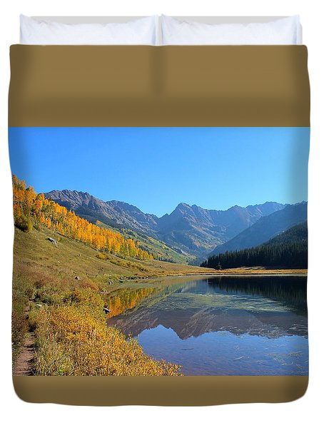 Magical View Duvet Cover