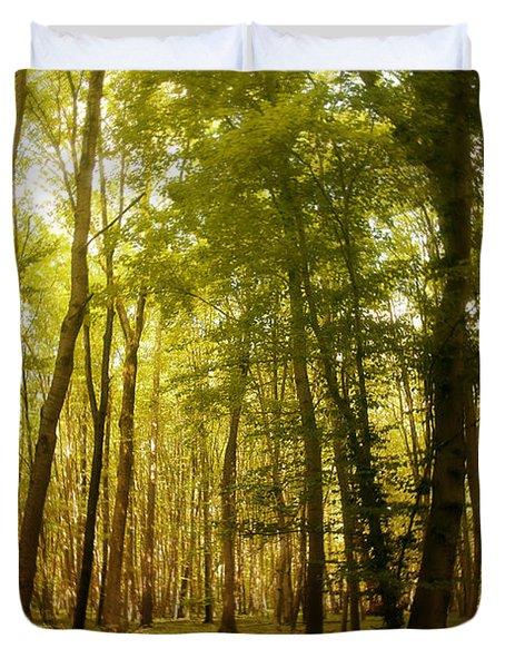 Magical Woodlands Duvet Cover