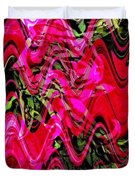 Magnet Duvet Cover