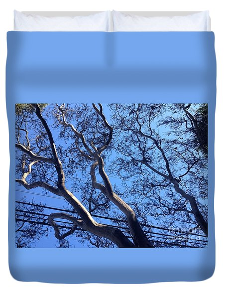 Magnificence Duvet Cover