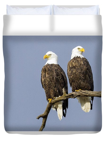Majestic Beauty  6 Duvet Cover