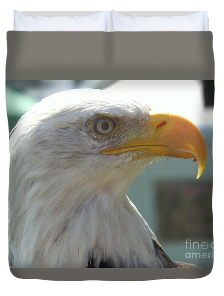 Majestic Icon Duvet Cover