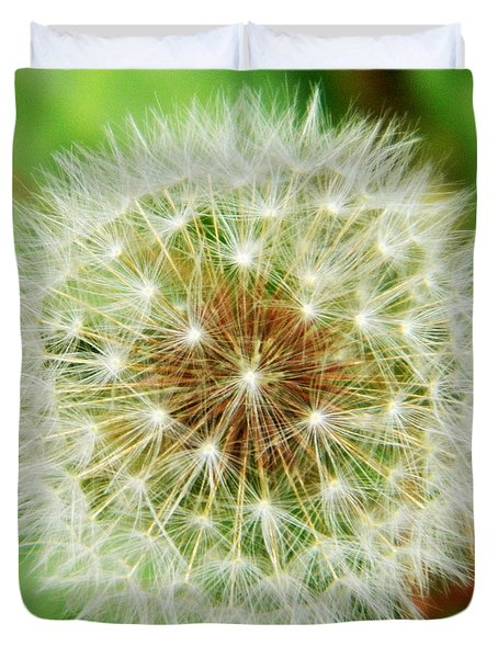 Make A Wish Duvet Cover by Andrea Anderegg