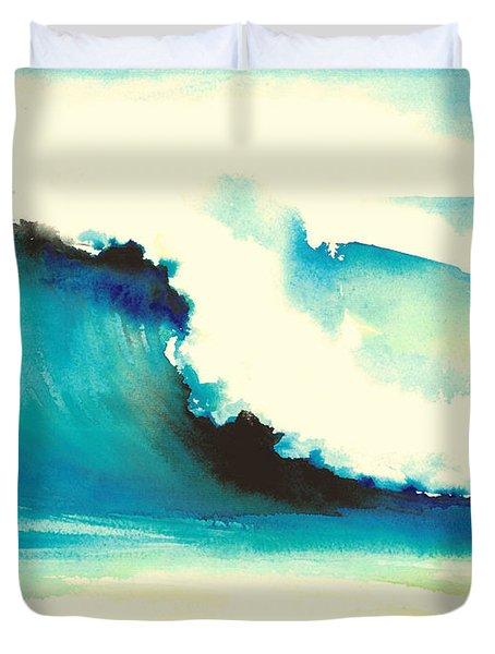 Makena Maui Duvet Cover