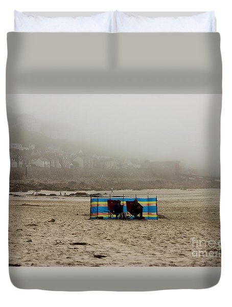 Making The Most Of Their Holiday Duvet Cover by Terri Waters