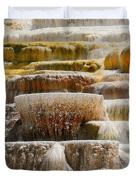 Mammoth Springs Duvet Cover