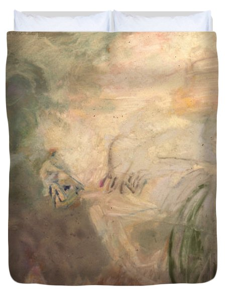 Man And Woman No. A Duvet Cover