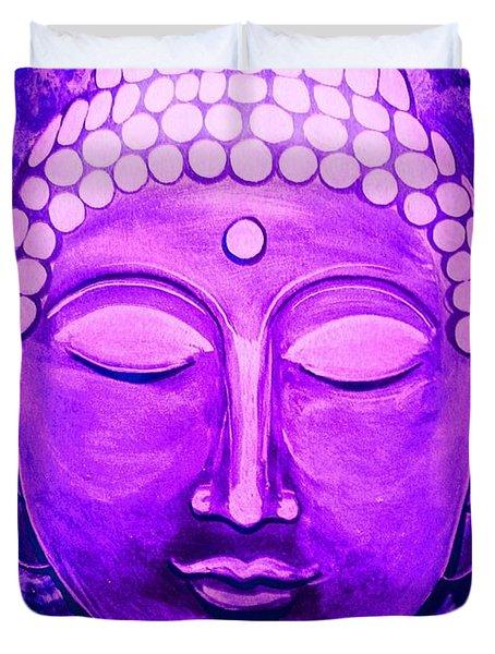 Mandi's Buddha Duvet Cover
