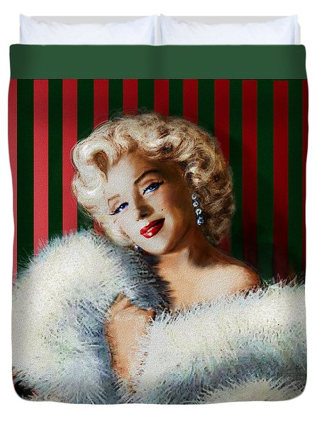 Marilyn 126 D 3 Duvet Cover