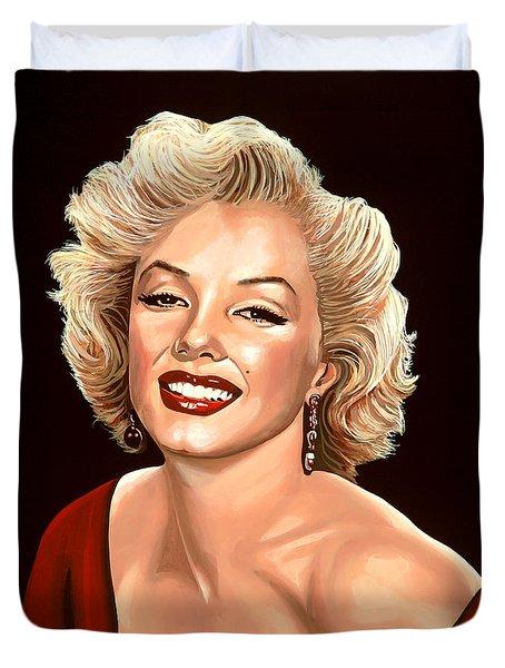 Marilyn Monroe 3 Duvet Cover