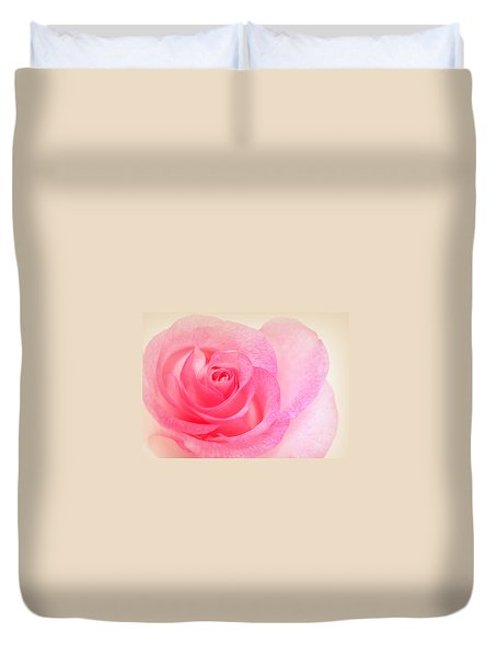 Duvet Cover featuring the photograph Marilyn's Rose by The Art Of Marilyn Ridoutt-Greene