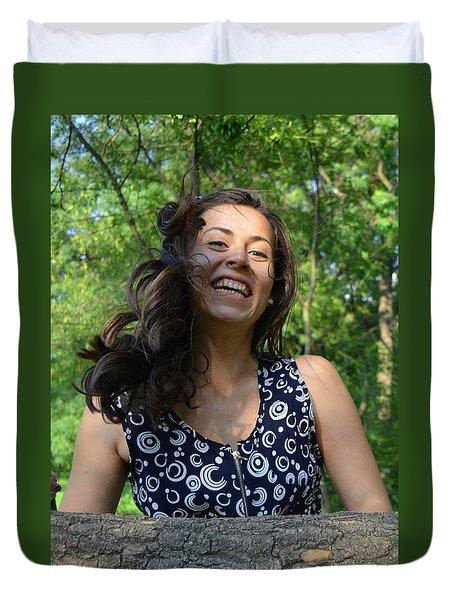 Marina Duvet Cover