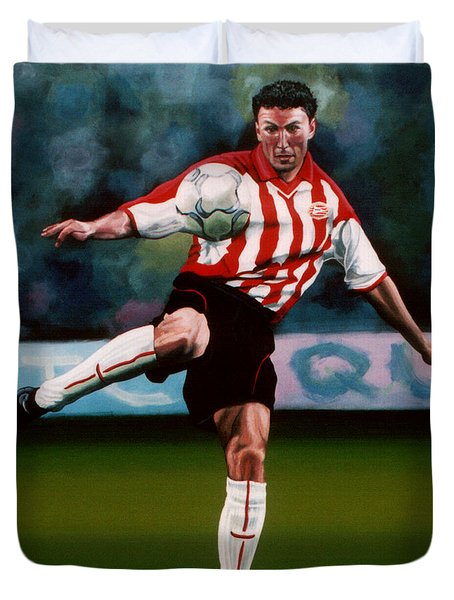 Mark Van Bommel Duvet Cover