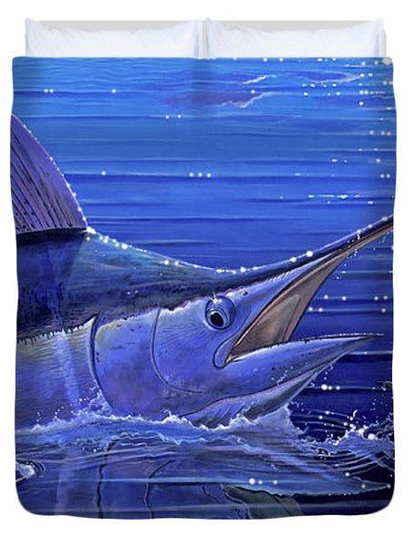 Marlin Mirror Off0022 Duvet Cover