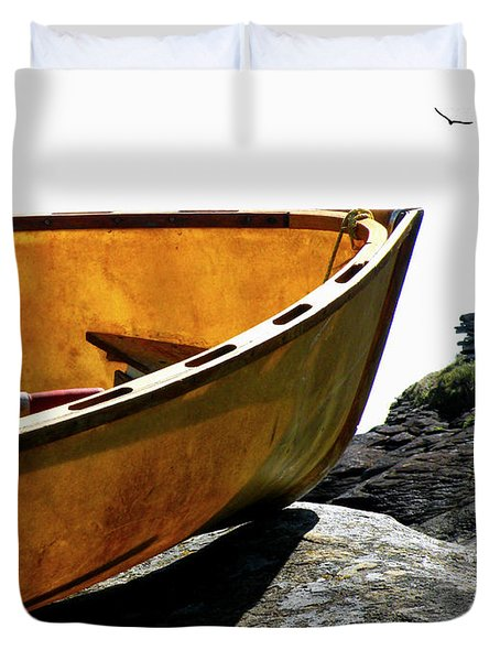 Marooned Duvet Cover
