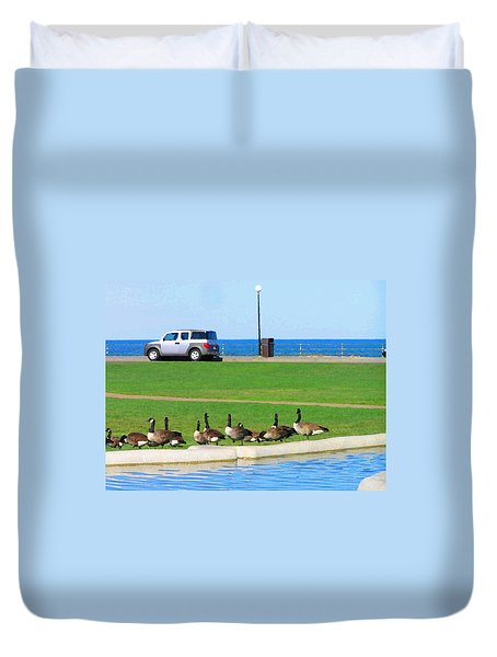 Martha Vineyard Duvet Cover