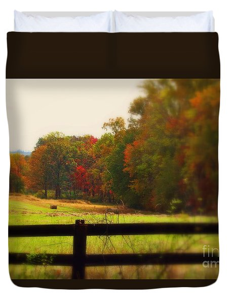 Maryland Countryside Duvet Cover