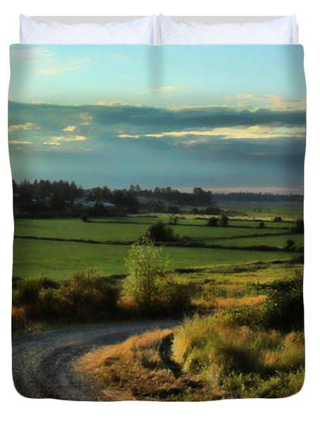 Marysville Valley Duvet Cover
