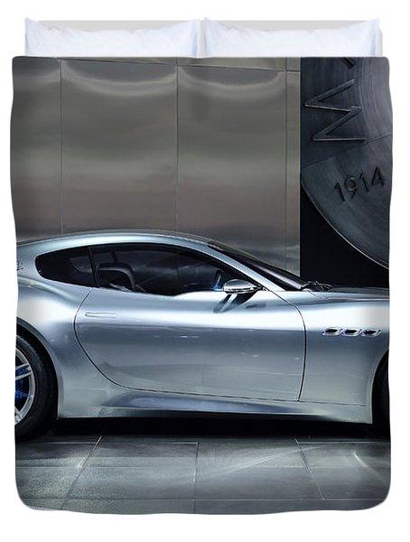 Maserati Alfieri Duvet Cover