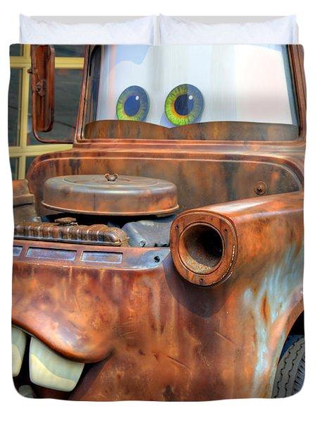 Mater Duvet Cover