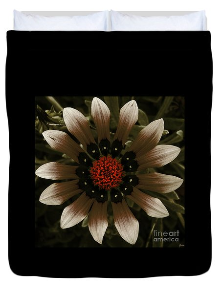 Duvet Cover featuring the photograph May May  by Janice Westerberg