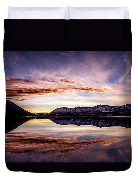 Mcdonald Palette Duvet Cover