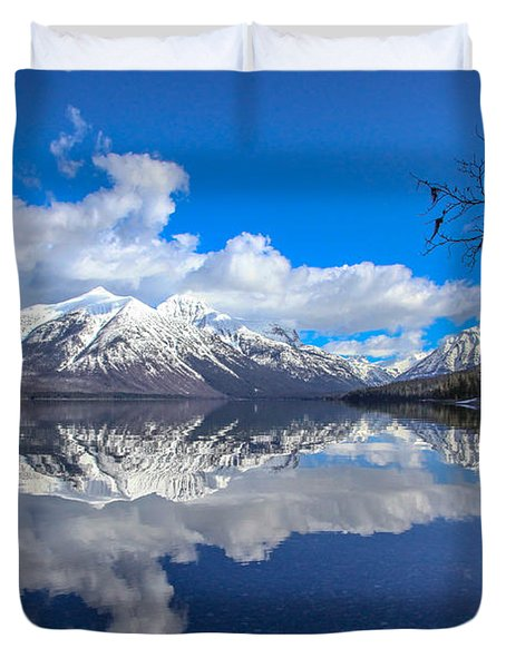 Mcdonald Reflecting Duvet Cover