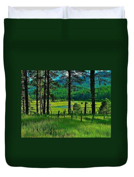 Meadow 8 Duvet Cover