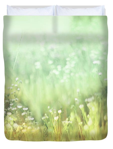 Meadowland Duvet Cover by Amy Tyler