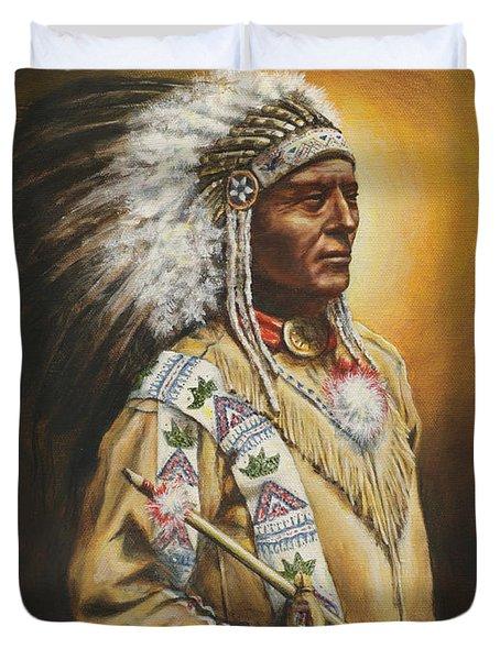 Medicine Chief Duvet Cover