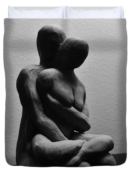 Meditations Duvet Cover