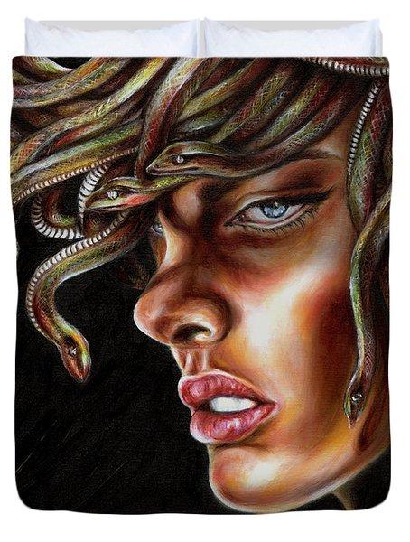Medusa No. One Duvet Cover