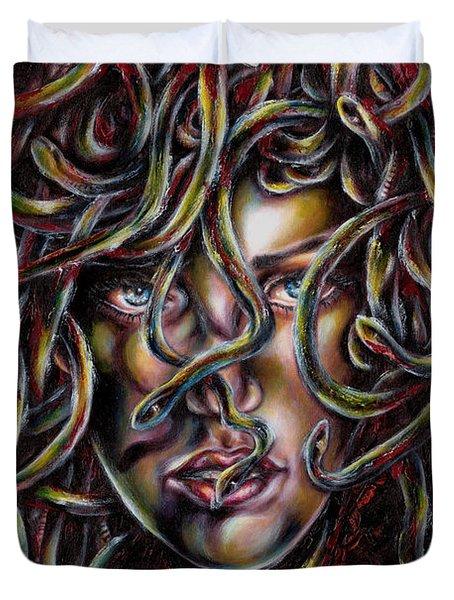 Medusa No. Three Duvet Cover