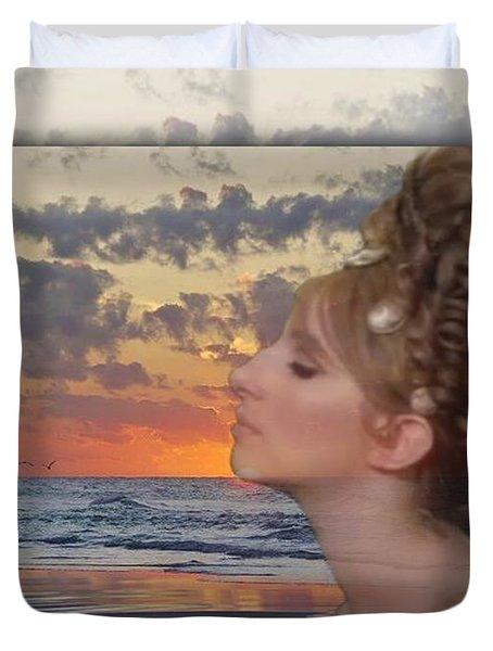 Melinda Duvet Cover