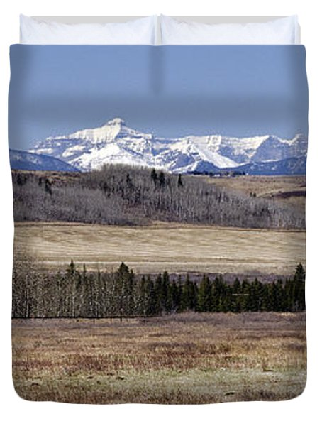 Memories Duvet Cover by Dee Cresswell